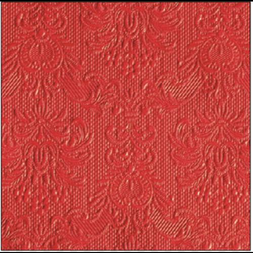 OCD Napkin Dinner Paper Elegant Red