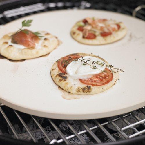 Rosle Pizza Stone Round 41cm ROSLE