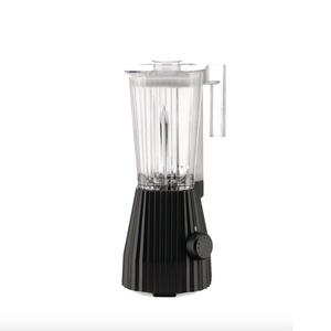 Alessi ALESSI Plisse Electric Blender BLACK 700 Watts