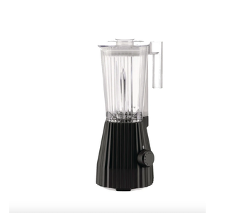 ALESSI Plisse Electric Blender BLACK 700 Watts