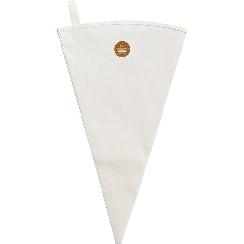 """MRS. ANDERSON'S BAKING Pastry / Piping Bag CLOTH PLASTIC COATED 16"""" MRS ANDERSON"""