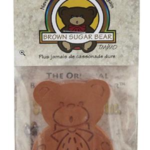 Brown Sugar Bear Brown Sugar Saver Bear