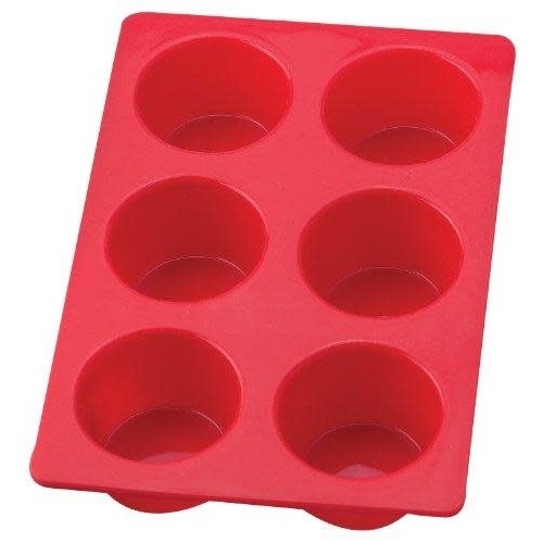 MRS. ANDERSON'S BAKING Silicone Muffin Pan - 6 cup