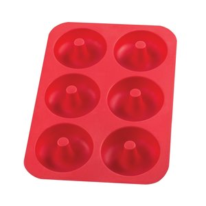 MRS. ANDERSON'S BAKING Silicone Donut Pan