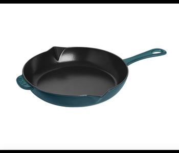 "STAUB Fry Pan 26cm/10"" LA MER"