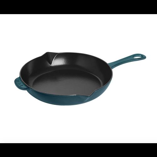 """Staub STAUB Fry Pan 26cm/10"""" LA MER"""