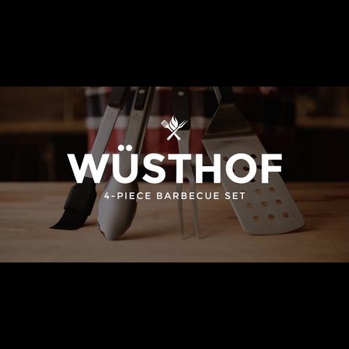 Wusthof Wusthof Barbecue Tool Set