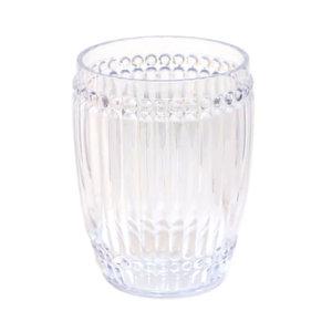 Le Cadeaux Milano Small 475 mL Tumbler Clear Polycarbonate