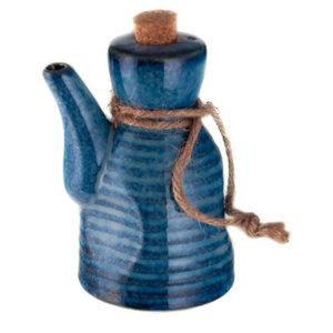 Nicetys Import SOYA SAUCE DISPENSER Japanese - BLUE - 207ml