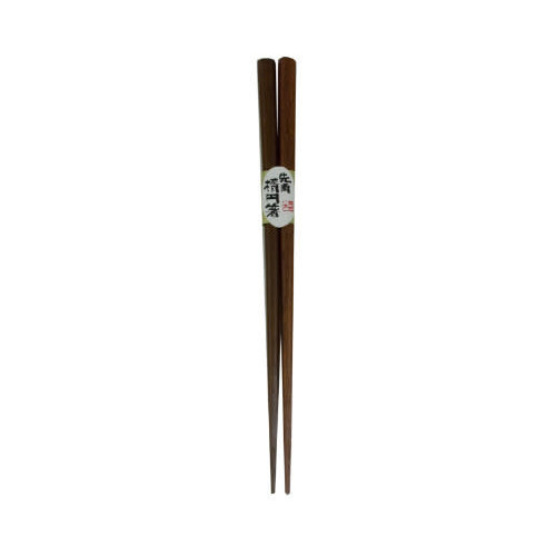 Nicetys Import Wooden Lacquered Chopstick Pair