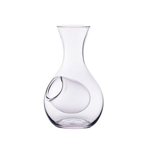 Nicetys Import Glass White Wine Decanter 355ml