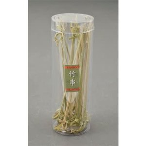 Nicetys Import Bamboo Skewers 15.24cm/ Pack of 25