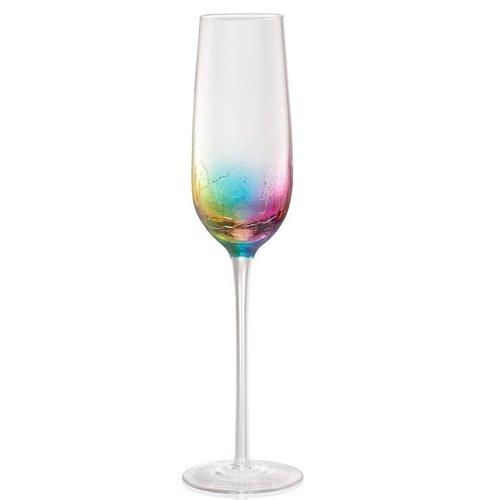 Artland CRACKLE Champagne flute