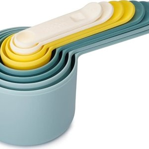 Joseph Joseph JOSEPH JOSEPH NEST OPAL Measure Cups & Spoon/Set of 8