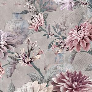 Carsim Napkin/Guest Towel Paper DARIA GREY