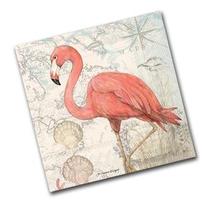 OCD Napkin Cocktail Paper Flamingo