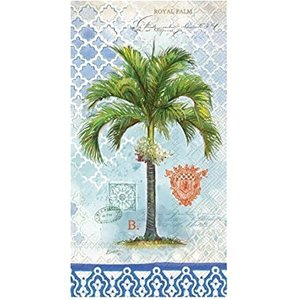 Carsim Napkin/Guest Towel Paper ROYAL PALM