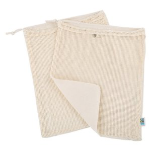 Redecker Produce Bag Organic Cotton/ Set of 2 Made in Germany