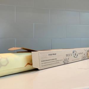 "Bee's Wrap BEE-HIVE Food Wrap Roll 14"" x 52"" long"