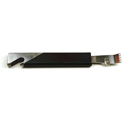 RSVP Bottle Opener/ Zester Bar Tool ENDURANCE