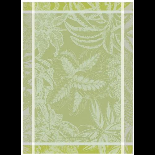 Garnier Thiebaut Garnier Thiebaut Tea Towel Alocasias Tor Vert Opaline