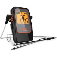 Double probe Long-Range Thermometer Bluetooth BT-600