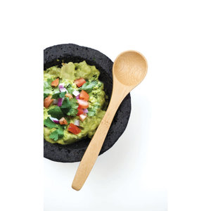 RSVP BAMBOO APPETIZER SPOON