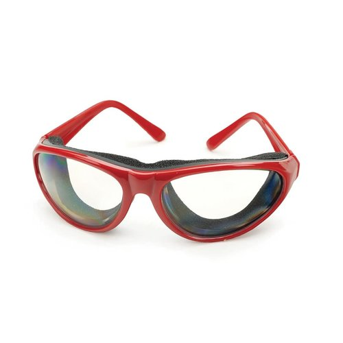 RSVP Onion Goggles  RED