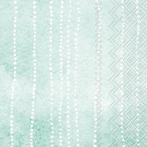 IHR Napkin/Guest Towel Paper LOTS OF DOTS GREEN