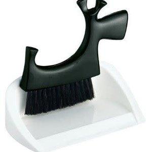 KOZIOL Crumb Sweeper PICO BELLO KOZIOL Cotton White/Cosmos Black