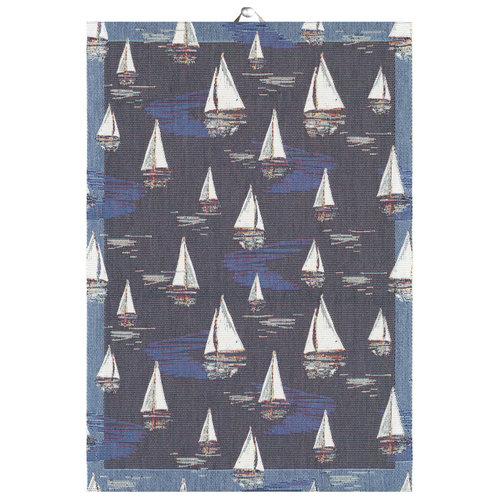 Ekelund Tea Towel Ekelund SEGLATS 35x50cm
