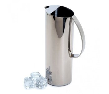 Water pitcher 1 L Stainless Steel