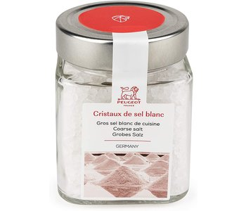 CANISTER OF COARSE DRY SALT FROM GERMANY 370g