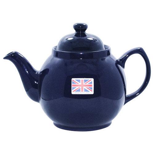 Cauldon Ceramics Teapot Blue Betty 2 cup