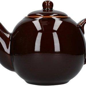Cauldon Ceramics Teapot BROWN BETTY 6cup