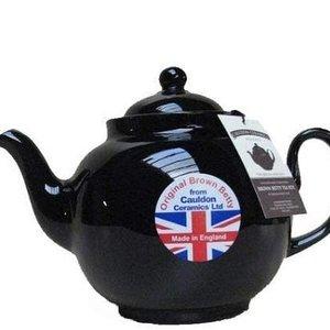 Cauldon Ceramics Teapot BROWN BETTY 8cup