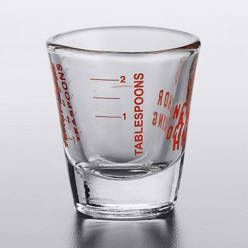 Anchor Hocking Measuring/Shot Glass basic