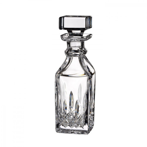 WWRD Canada Waterford Lismore Square Whiskey Crystal Decanter