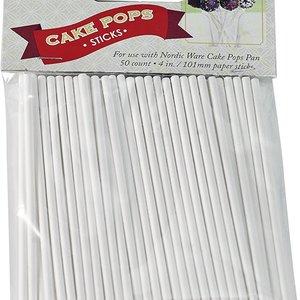 Nordicware NORDICWARE Cake Pops Sticks/ Pack of 50