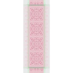 """Garnier Thiebaut RUNNER Eugenie Almond 59"""" x 21"""" GREEN SWEET (Mitred Corners)"""