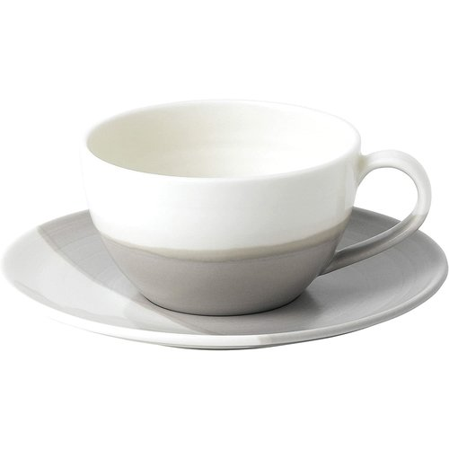 Royal Doulton COFFEE STUDIO CAPPUCCINO CUP & SAUCER 9 OZ