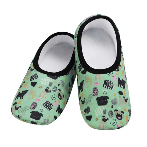 Snoozies Snoozies Slippers Dogs Medium
