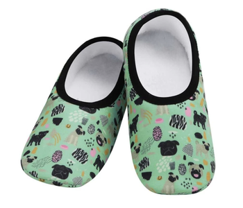 Snoozies Slippers Dogs Extra Large