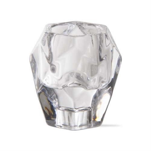 Design Home Gift & Paper Inc. Candle holder REVERSIBLE Geo
