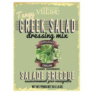 Gourmet du Village SALAD RECIPE BOX GREEK