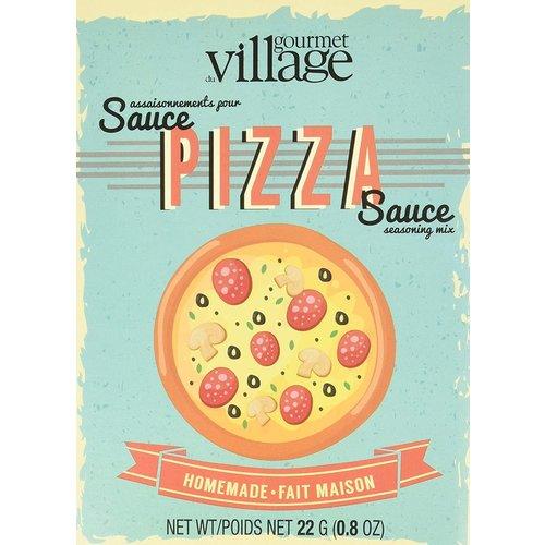 Gourmet du Village RETRO PIZZA SEASONING
