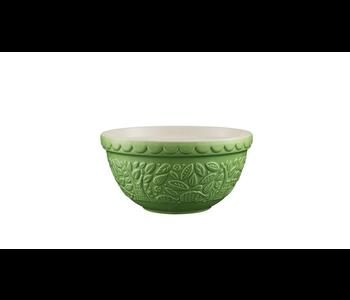 MASON CASH Mixing Bowl 21cm/ 1 L. Green Hedgehog