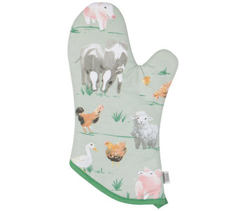 Mitts Classic Patterned Farmhouse