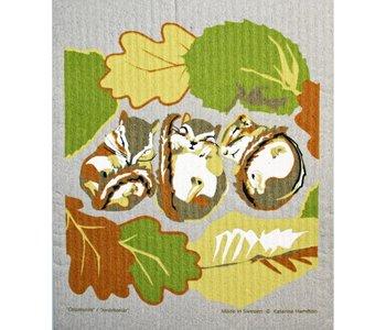Swedish cloth Chipmunks