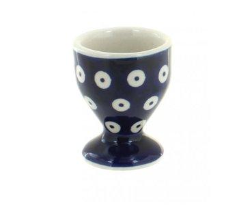 POLKA DOT EGG CUP Polish Pottery